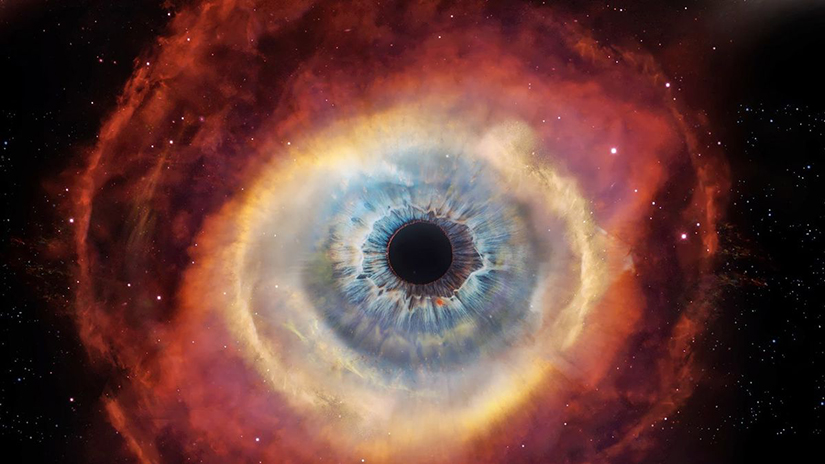 oeil cosmique