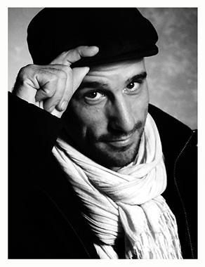 Portrait Adrien Pavie par JP Senné